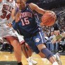 2009 Upper Deck Basketball Card #115 Vince Carter