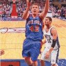 2009 Upper Deck Basketball Card #130 David Lee