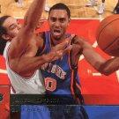 2009 Upper Deck Basketball Card #131 Jared Jeffries