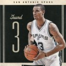 2010 Classic Basketball Card #5 George Hill
