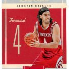 2010 Classic Basketball Card #16 Luis Scola