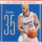 2010 Classic Basketball Card #23 Chris Kaman