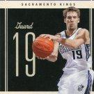 2010 Classic Basketball Card #31 Beno Udrih