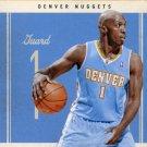 2010 Classic Basketball Card #41 Chauncey Billups