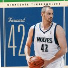 2010 Classic Basketball Card #37 Kevin Love