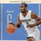 2010 Classic Basketball Card #42 Arron Afflalo