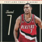 2010 Classic Basketball Card #43 Brandon Roy