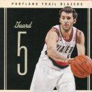 2010 Classic Basketball Card #46 Rudy Fernandez