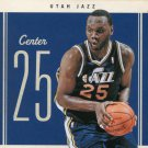 2010 Classic Basketball Card #47 Al Jefferson