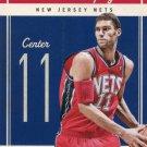 2010 Classic Basketball Card #65 Brook Lopez
