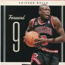 2010 Classic Basketball Card #69 Luol Deng