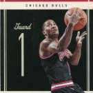 2010 Classic Basketball Card #68 Derrick Rose