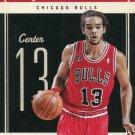 2010 Classic Basketball Card #71 Joakim Noah