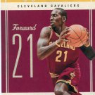 2010 Classic Basketball Card #75 J J Hickson