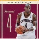 2010 Classic Basketball Card #76 Antawn Jamison