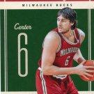 2010 Classic Basketball Card #78 Andrew Bogut