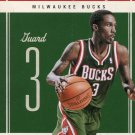 2010 Classic Basketball Card #79 Brandon Jennings