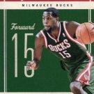 2010 Classic Basketball Card #80 John Salmons