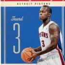 2010 Classic Basketball Card #82 Rodney Stuckey