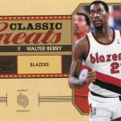 2010 Classic Basketball Card Greats #8 Walter Berry