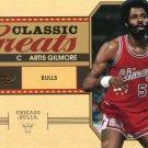 2010 Classic Basketball Card Greats #11 Artis Gilmore