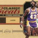 2010 Classic Basketball Card Greats #26 Connie Hawkins
