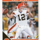 2011 Score Football Card #68 Colt McCoy