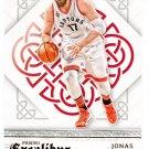 2015 Excalibur Basketball Card #5 Jonas Valanciunas