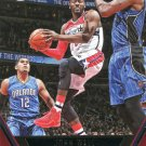 2015 Threads Basketball Card #92 John Wall