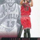 2014 Prestige Basketball Card #112 Joakim Noah