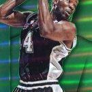 2014 Prizm Basketball Card Green #243 Michael Finley