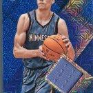 2014 Prizm Basketball Card Materials #77 Zach Lavine