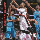 2014 Threads Basketball Card #35 Damian Lillard
