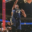 2014 Threads Basketball Card #10 Anthony Davis