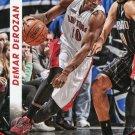 2014 Threads Basketball Card #43 DeMar DeRozan