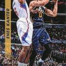 2014 Threads Basketball Card #57 Enes Kantor