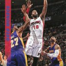 2014 Threads Basketball Card #69 Greg Monroe
