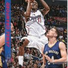 2014 Threads Basketball Card #76 Jamal Crawford