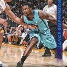 2014 Threads Basketball Card #116 Lance Stephenson