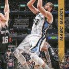 2014 Threads Basketball Card #125 Marc Gasol