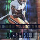 2015 Prestige Football Card Extra Points Blue #55 Jordan Reed