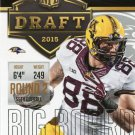 2015 Prestige Football Card Draft #3 Maxx Williams