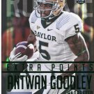 2015 Prestige Football Card Extra Points Green #204 Antwan Goodley