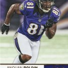 2012 Absolute Football Card #5 Anquan Boldin