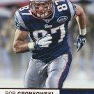 2012 Absolute Football Card #35 Rob Gronkowski