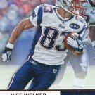 2012 Absolute Football Card #36 Wes Welker