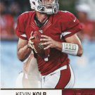 2012 Absolute Football Card #55 Kevin Kolb