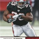 2012 Absolute Football Card #58 Michael Turner