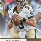 2012 Absolute Football Card #63 Drew Brees