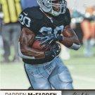2012 Absolute Football Card #70 Darren McFadden